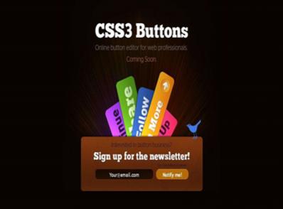 CSS网站设计