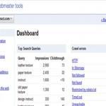 谷歌优化常见seo工具之Google网站管理员工具