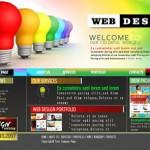 网站设计的灰色主效果如何能体现出来