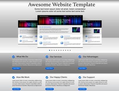 网站设计之表格不变形的技巧