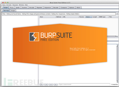 Burp Suite Spider