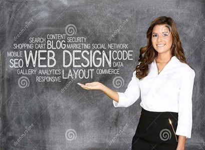 网站设计的操作技巧