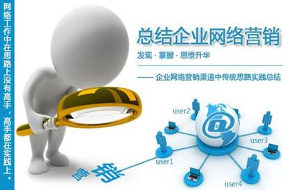 企业网络营销