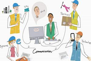 客户沟通服务