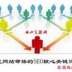 网站做seo优化,该如何正确选择网站的关键词?
