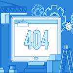 网站404页面过多对网站优化有什么危害?对404页面如何解决?